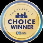 Rochester 2018 Gold Choice Winner