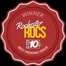 Best Wedding Venue Winner Rochester ROCS